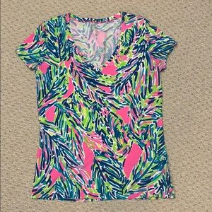 Lilly Pulitzer Meredith Tee